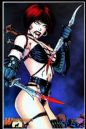 Chastity Theatre of Pain #2 Cover B (1997 Series) *NM*